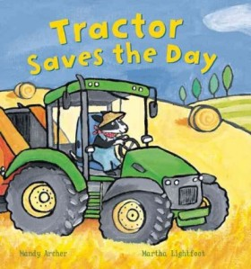 tractorsavestheday