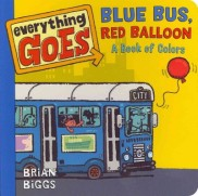 bluebusredballoon